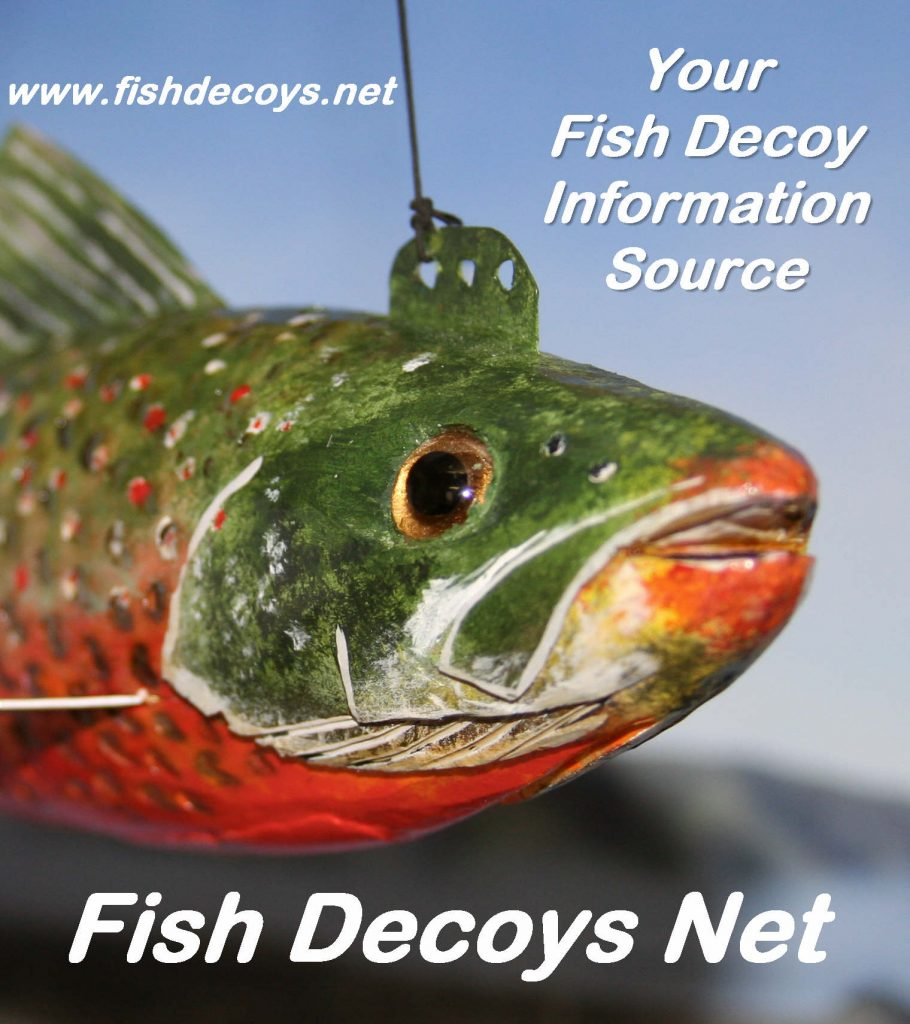Fish Decoy Net